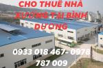 Cho thuê kho xưởng Xã Tân Vĩnh Hiệp, Tân Uyên