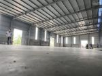 Cho thuê kho xưởng tại đường Cầu Vượt Phú Thị - Gia Lâm
