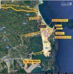 Bán đất nền dự án tại Xã Nhơn Lý - Quy Nhơn