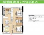 Cho thuê căn hộ chung cư tại Đường 15B - Quận 7